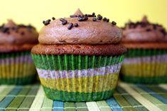 Milky Way Cupcakes
