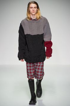 Shaun Samson Fall 2013 Menswear Collection Slideshow on Style.com