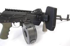 AK-47 Ballistic Rifle Shield