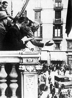 1931. Francesc Macià proclama l'Estat català