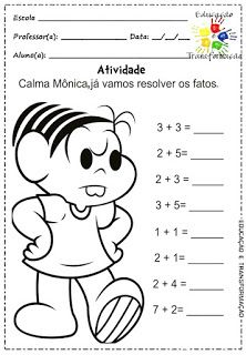 Letter Tracing Worksheets, Kindergarten Math Games, Printable Preschool Worksheets, Preschool Writing, Kindergarten Math Worksheets, Educational Activities For Toddlers, Math Activities, English Worksheets For Kids, Portuguese Lessons