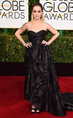 Taryn Manning: 2015 Golden Globes Red Carpet Arrivals Free Android iphone Apps