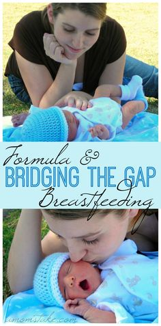 How to overcome some of the nutritional and emotional gaps of formula feeding. So that no matter your feeding choices, and the reasons behind them, you and your baby can be as close as ever. AD