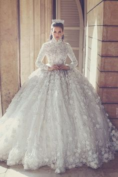 10 Over the Top Wedding Gowns - Weddings are very important in one's life which is why it is only right that we document them through a wedding shoot. But how do you make sure that you look pic-worthy in those pictures? We have rounded up 10 of the best wedding poses that we can find. Check them out!