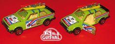 Guisval Martini verde. (Guisval) Die-cast.
