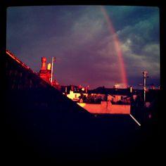 Nice rainbow-age - @levemcleod   Webstagram
