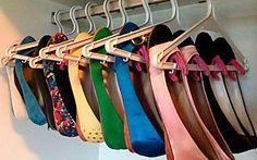 Dez dicas para organizar seu armário de uma vez por todas!