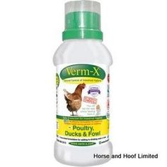 Verm X Parasite Liquid For Poultry 500ml Our Verm-X formulations for Poultry…