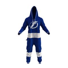 Tampa Bay Lightning NHL Onesie