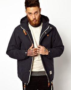 Image 1 ofFat Moose Sailor Hooded Jacket