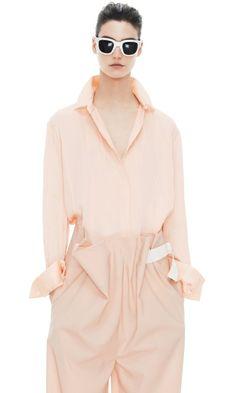 Patti Bamboo Vintage pink