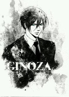 Psycho-Pass : Nobuchika Ginoza | he really looks like sebby and levi combined! Oh god! I need air!