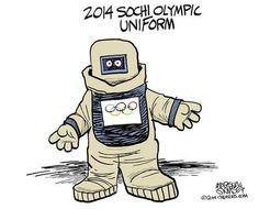 Editorial Cartoons on the 2014 Sochi Olympics - US News