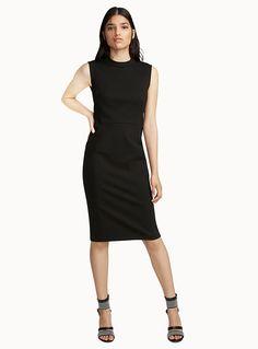 EN TOAST La robe tailleur midi | Icône | Magasinez des Robes de bureau | Simons