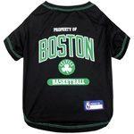 NBA Boston Celtics Pet Tee Shirt