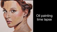 Oil painting portrait time lapse Oil painting portrait time-lapse relaxing art video painting lapse This image. Potrait Painting, Acrylic Portrait Painting, Oil Painting Tips, Oil Portrait, Painting Videos, Oil Painting Abstract, Painting Techniques, How To Oil Paint, Painting Clouds