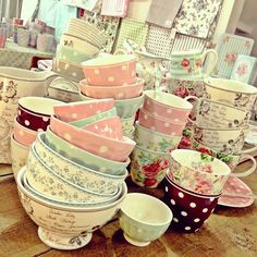 once upon a time at VERDeMANDARINA always lovely GreenGate