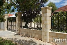 "Related Post ""Iron Fence and Gate"""