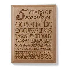 5th Anniversary Gifts for Her Under $30 – TheBestAnniversaryGifts 5th Anniversary Gift Ideas, Wedding Anniversary Quotes, Marriage Anniversary, Anniversary Gifts For Husband, Second Anniversary, Anniversary Message, Anniversary Surprise, Anniversary Decorations, Happy Anniversary
