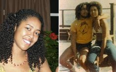 About 3 weeks after Bob Marley died, his last child was born: a daughter who was named after the Queen of Sheba, Makeda Marley.