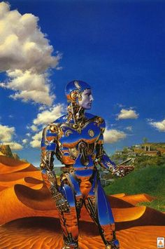 Official website of science fiction and fantasy painter Donato Giancola Arte Sci Fi, Huntsville Museum Of Art, Sci Fi Kunst, Science Fiction Kunst, 70s Sci Fi Art, Arte Robot, Retro Futurism, Illustrations, Sci Fi Fantasy