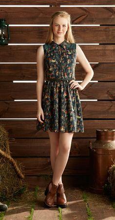 Só na Antix Store você encontra Vestido Cogumelos com exclusividade na internet