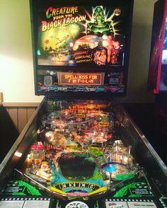 Creature from the Black Lagoon Pinball machine! ~Kit