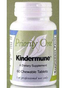 Priority One Vitamins Kindermune provides:  Normal immune function support for children For school-age children exposed to germs everyday #kidsimmunity #germs #childrenhealth