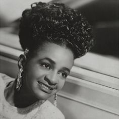 Clara Ward (April 21, 1924 – January 16, 1973) was an American gospel artist who achieved great artistic and commercial success in the 1940s and 1950s, as leader of The Famous Ward Singers.
