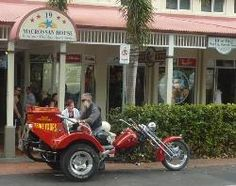Grub's Personalised Trike Tours Private Tours