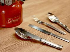 Swedish army Cutlery set