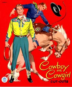 Vintage Western Wear, Vintage Cowgirl, Cowboy And Cowgirl, Western Art, Western Crafts, Cowboy Baby, Western Theme, Western Style, Vintage Men