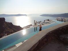 Santorini // Inspired by love