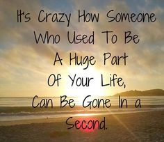 And how someone you trusted fully can turn on you and say the cruelest things. : ( So sad