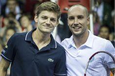 David Goffin remporte la première édition du Belgian Tennis Trophy