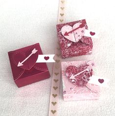 In Liebe, Goodies Stampin Up, Goodies, Gift Wrapping, Gifts, Paper, Heart Map, Book Folding, Boxes, Gift Cards