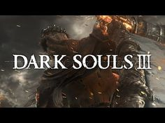 Dark Souls III - Announcement Trailer - Release Date: 2016