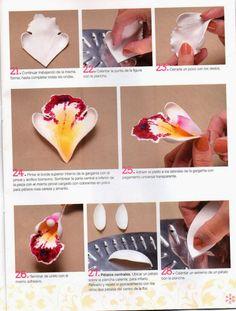 Читать на сайте Nebka.ru Цветы из фоамирана. Журнал с Мастер-классами