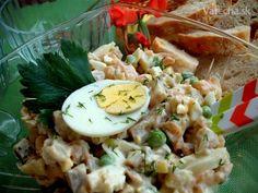 Teplý zelerový šalát (fotorecept) - Recept