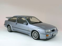 1986-88 Ford Sierra RS Cosworth or here in the states they were the Merkur XR 4Ti