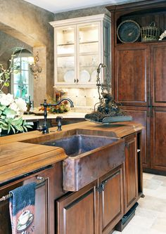 Beautiful counter-tops - Interior Design - Kitchens By Design, Indianapolis www.mykbdhome.com
