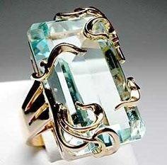 Aquamarine jewelry - aquamarine gemstone jewelry I think that& the most beautiful . - Aquamarine Jewelry – Aquamarine Gemstone Jewelry I think that& the most beautiful thing I&# - I Love Jewelry, Jewelry Rings, Jewelry Accessories, Jewelry Design, Unique Jewelry, Gold Jewelry, Statement Jewelry, Wedding Jewelry, Delicate Jewelry