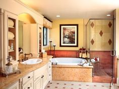 Eclectic Bathroom Curbless Shower Design, Pictures, Remodel, Decor and Ideas - page 18