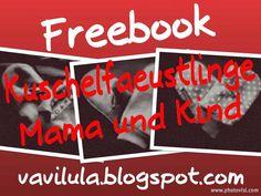 Freebook Kuschelfäustlinge Mama und Kind in 7 Größen von Baby bis Erwachsen/ Handschuh, Fausthandschuh, Fäustlinge nähen I Vavilula-Kreativblog: Kurz vorm durchdrehen...