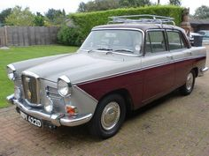My dad had one of these for a short while, it was very smooth and luxurious, I think he swapped it for a mini van! ❤️