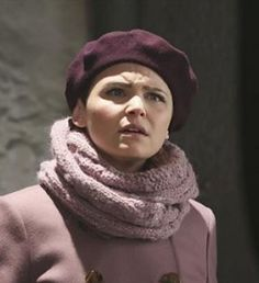 Mary Margaret's Cowl from Once Upon a Time.