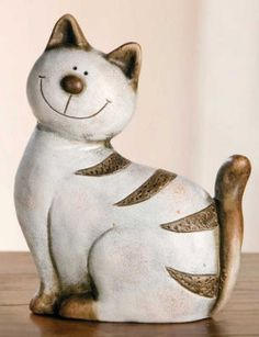 Jazminee Ceramic Birds, Ceramic Animals, Ceramic Clay, Ceramic Pottery, Paper Mache Sculpture, Pottery Sculpture, Sculpture Art, Sculptures, Clay Cats