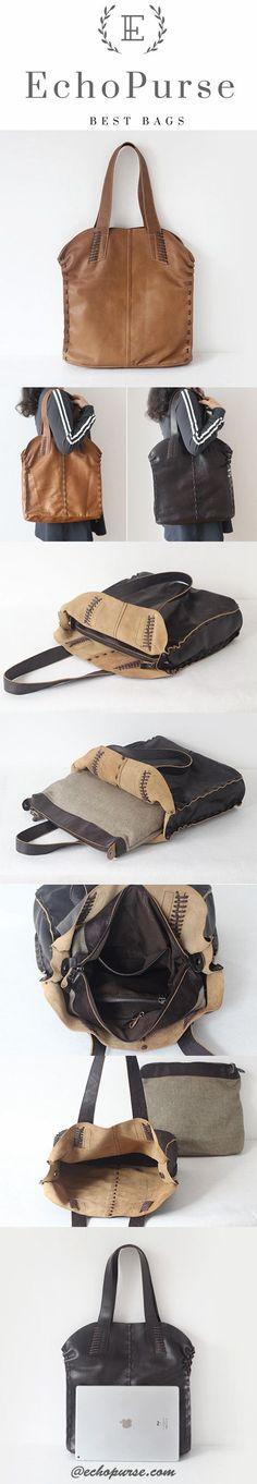 NEW ARRIVAL Handmade Shoulder Bag, Vintage Tote Bag PPM026