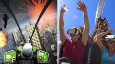 Six Flags teams up with Samsung to bring VR to real roller coasters http://ift.tt/1UE2hOc  If the climbs drops and loops of roller coasters werent thrilling enough for you Six Flags is enhancing your coaster experience with virtual reality.  Amusement park giant Six Flags announced today it has teamed up with Samsung to bring the world of roller coasters together with VR to create a unique amusement park experience. Once you put on the Samsung Gear VR headset and the ride starts you will…