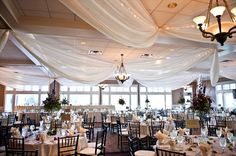 Midland Hills Country Club in Roseville. Looks like a nice place to have a reception.